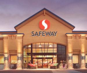 safeway store front